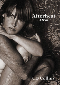 Book cover - CD Collins - Afterheat